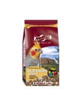 Versele Laga Premium Australian Parakeеt - балансирана и пълноценна храна за австралийски средни папагали - 1 кг.