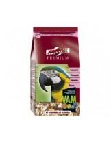 Versele Laga Premium Parrots - балансирана и пълноценна храна за големи папагали - 15 кг.