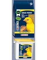 Versele Laga  Gold Patee Yellow Canaries - висококачествена отлично балансирана  мека яйчена храна за жълти канарчета - 0,250 кг. Нов код 424034
