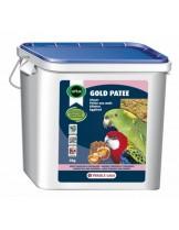 Versele Laga Gold Patee Parakeet and Parrots - балансирана и мека яйчна храна за средни и големи папагали - 5 кг. (с предварителна заявка)