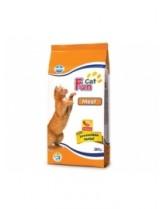Fun Cat Meat 27/10 -  гранулирана  храна за котки в зряла възраст с пилехко месо - 20 кг.