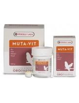 Versele Laga Muta- Vit - комплекс от витамини, аминокиселини и микроелементи за добро оперение - 25 гр.