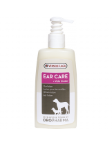 Versele Laga Ear Care Dog lotion - лосион за ушната хигиена на кучето с алантоин и диви виолетки - 150 ml. - (нов код 460579)