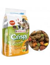 Versele Laga Krok Crispy  Висококачествена пълноценна и отлично балансирана храна - екструдирана за всички видове гризачи - 15 кг