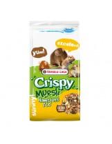 Versele Laga Hamster Crispy  Висококачествена пълноценна и отлично балансирана храна за Хамстери и миеки - 20  кг