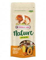 Versele Laga Snack Fruities - вкусно лакомство за зайци и други малки гризачи с плодове - 85 гр.
