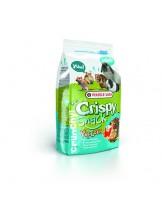 Versele Laga Snack Crispy  Висококачествена пълноценна и отлично балансирана храна - екструдирана за всички видове гризачи - 0,650 кг