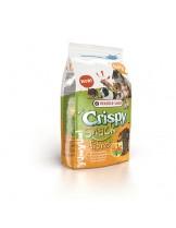Versele Laga Krok Crispy  Висококачествена пълноценна и отлично балансирана храна - екструдирана за всички видове гризачи - 0,650 кг