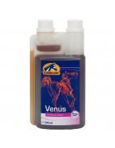Cavalor Venus - е формулиран с няколко естествени активни съставки, които подпомагат регулирането на цикъла на кобилите 500 мл.