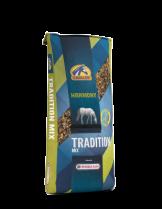 Cavalor Tradition Mix Expert - балансирана храна за коне за всекидневно хранене - 20 кг.