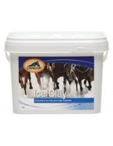 Cavalor - Ice Clay - лапа от естествена хума при оттоци и натъртвания - 4 кг.