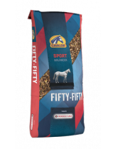 Cavalor - Fifty-Fifty- Балансирана, основна храна за коне - 20 кг.