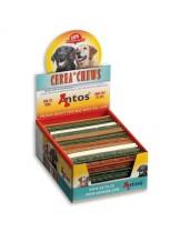 Antos - Дентална пръчка Eurostar за кучета - различни цветове - 12 см.