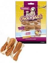 Flamingo Chick'n Snack - лакомство за куче - снакс кокълчета с пилешко месо - 400 гр.