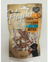 Karlie - Chick'n Snack  - Лакомство за кучета - сандвич с пиле и риба треска - 85 гр.