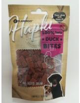Karlie - Duck Snaks  - Лакомство за кучета - кокълчета с пиле и сирене - 85 гр.