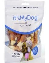 Its My Dog Calcium Bone & Chicken Grain Free - неустоимо лакомство за кучета - кокълчета с пиле - без зърно - 85 гр.