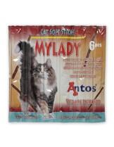 Antos Cat Soft Sticks Mylady Lamb&Turkey - лакомство за котки пръчици агне и пуйка - 6 бр.