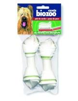 BioZoo - Вързани кокали с мента и хлорофил - 2 бр.