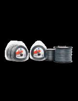 "Husqvarna - Тримерна корда Whisper X - ф 2.7 mm./105"" - 70 м. - (блистер)"