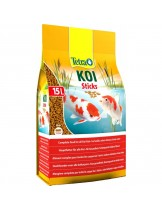 Tetra Pond Koi Sticks - Пълноценна храна - плуващи пелети за кои - 10000 мл.