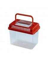 Ferplast - GEO SMALL - контейнер за пренасяне на рибки, костенурки и други - 1 л.