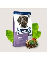 HAPPY DOG  F & W Adult Senior - Адълт Сеньор - за кучета над 9 години от всички породи с пилешко, агнешко, новозеландски миди и билки -  12,5 кг.