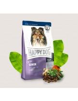 HAPPY DOG  F & W Adult Senior Mini - за кучета от мини породи над 7 годишна възраст - с новозеландски миди, агнешко и пилешко, морска риба и сьомга - 4 кг.