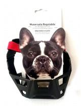 Company of Animals - Намордник за френски булдог - регулируем