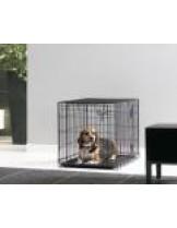 Savic Метална клетка Dog cottage - 52,50 см. x 30,50 см. x 35,50 см.