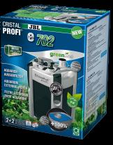 JBL CristalProfi e702 greenline - Енергоспестяващ външен филтър за аквариуми от 60 до 200 л.  - 180 х 200 х 350 мм.