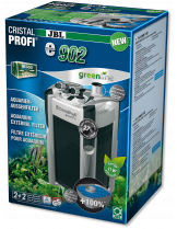 JBL CristalProfi e902 greenline - Енергоспестяващ външен филтър за аквариуми от 90 до 300 л.  - 180 х 200 х 400 мм.