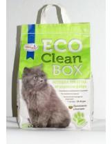 CleanBox - биоразградима постелка за котешка тоалетна от дървесни фибри - 5 л. - около 3 кг.