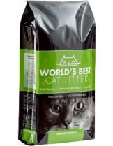Worlds Best Cat Litter Clumping cat - най-добрата постелка за котешка тоалетна - 3.18 кг.