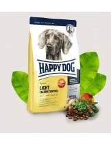 Happy Dog Light Calorie Control - пълноценна храна за кучета над 12 м., тегло над 11 кг. и ниска потребност от енергия - 12.5 кг.