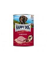 HAPPY DOG - Ziege Pur - Консерва 100% козе месо - без соя, растителни добавки, оцветители или консерванти - 0.400 кг.