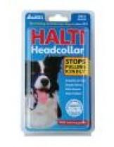Company of Animals - Нашийник през глава за куче за предотвратяване на дърпането на кучето - Headcollar 2- черен