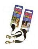 Company of Animals - Нашийник през глава за куче за предотвратяване на дърпането на кучето - Headcollar 5- черен