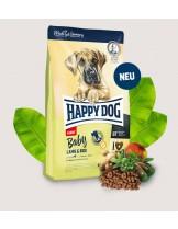 Happy Dog Baby Giant Lamb & Rice - пълноценна храна за кучета от гигантските породи от 1 до 7 месеца - 4 кг.