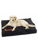 Karlie cushion no limit - дишащ матрак за кучета с висока функционалност и високо качество - черен - 80х55х8 см.