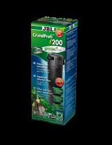 JBL CristalProfi i200 greenline - Вътрешен, ъглов филтър за аквариуми до 200 л. или 120 см. дължина - размери - 85 x 85 x 365 mm.