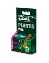 JBL Plantis  - пластмасови скоби за закрепване на растенията в дъното - 12 бр.