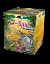 JBL UV-Spot plus 80W - спот лампа за терариум 3 в 1 - светлина, UV-B, топлина, 80 W