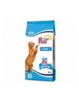 Fun Cat Fish 27/10 -  гранулирана  храна за котки в зряла възраст с пилехко месо - 20 кг.