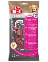 8in1 - Minis training proimmune  - Лакомство за кучета с Пилешки филенца от най-високо качество - 100 гр.