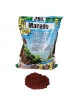 JBL Manado - натурален субстрат за филтрация на водата и подхранване растежа на водните растения в аквариума - 1,5 l.