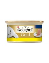 Gourmet Gold - консерва за котки над 1 година - мус пиле - 85 гр.