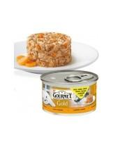 Gourmet Gold savoury cake chicken and carrots - с пиле и моркови - 85 гр.