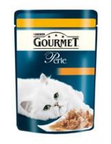 Gourmet Perle - пауч за котки над 1 година - пиле - 85 гр.
