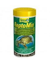 Tetra ReptoMin - Основна храна под формата на пръчици за водни костенурки - 1000 мл.